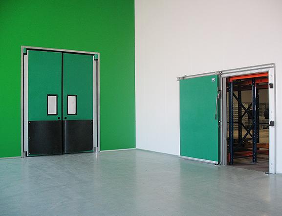 Cadiesa puertas industriales for Puertas para piezas